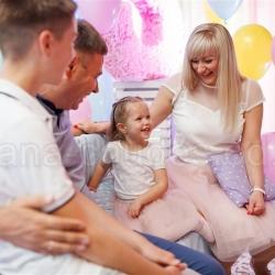 День Рождения радужной Девочки