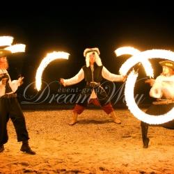 Огненное шоу