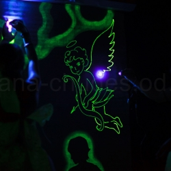 Рисование светом Light-Art Show